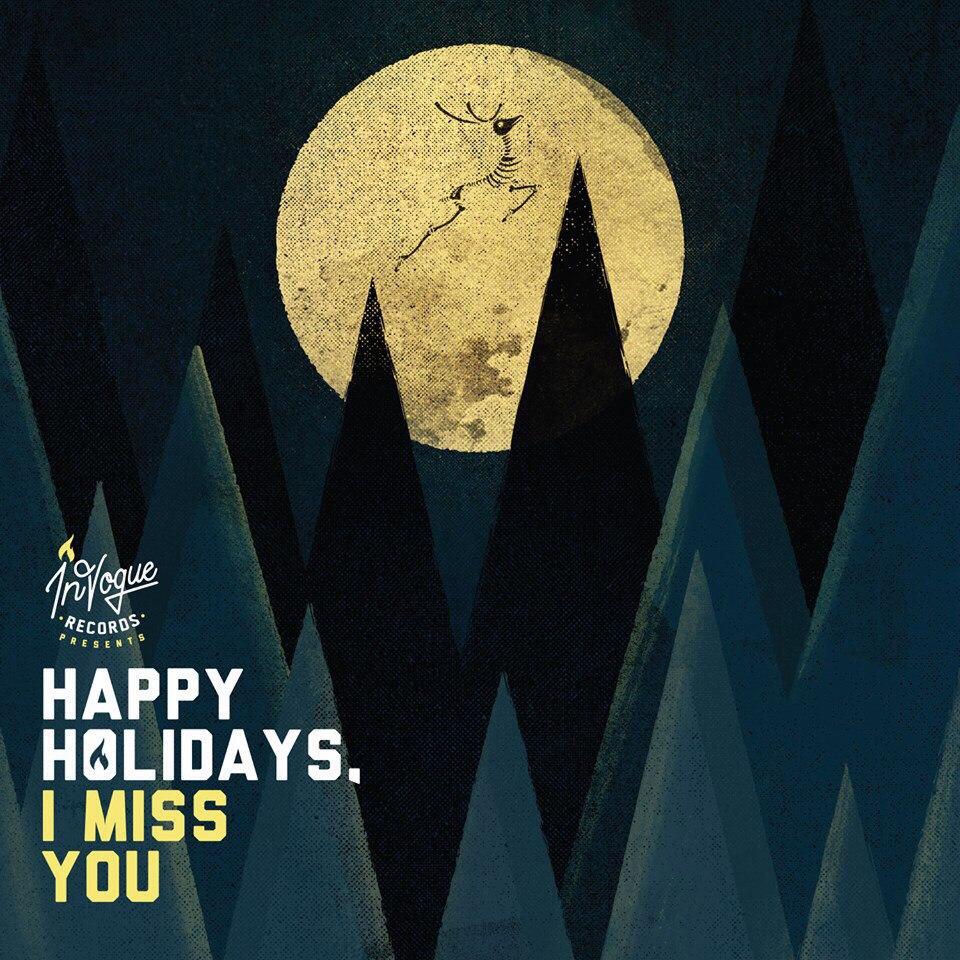 Hotel Books - Christmas Eve Until I Leave [Single] (2016)