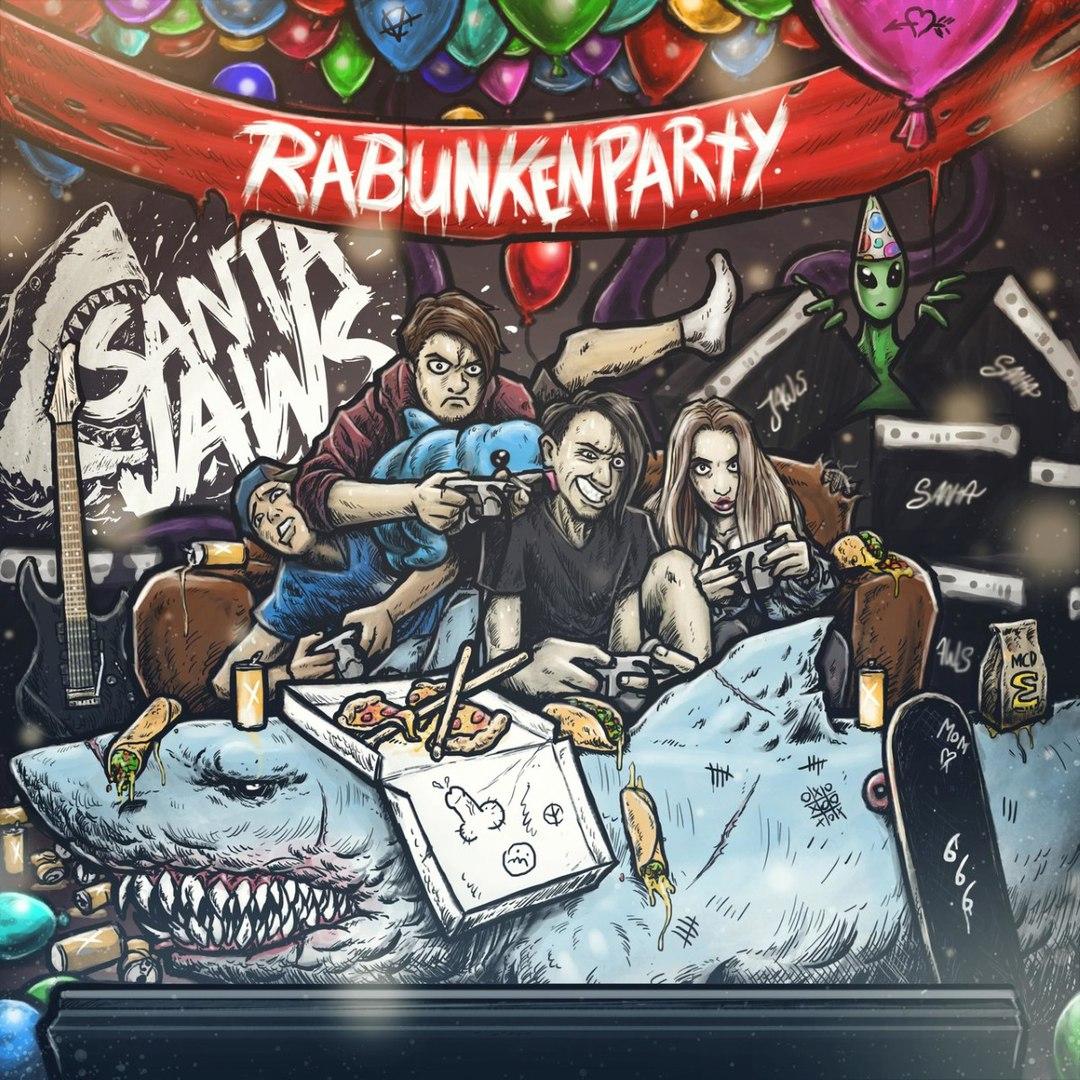 Santa Jaws - Rabunkenparty (2016)