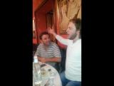 Грузины фантастически поют на итальянском языке песню-O sole mio!