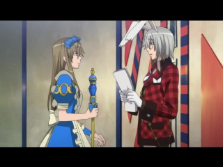 Алиса в Стране Сердец: Расчудесный Мир Чудес   Alice in the Country of Hearts   Gekijouban Heart no Kuni no Alice: Wonderful Won