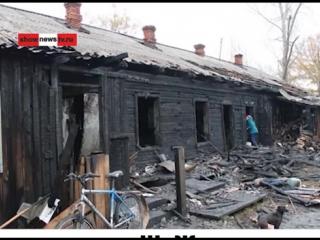 Ночной провинциальный #ужас - #огонь убил пятерых