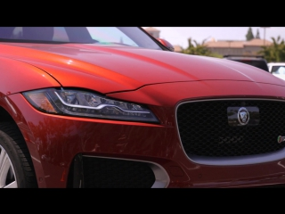 Ignition 163 2017 Jaguar F-Pace Is This SUV More Than Just a Pretty Face [BMIRussian]
