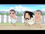 MedusaSub Shounen Ashibe Go! Go! Goma-chan!  Мальчик Асибэ Вперед, вперед, Гома-тян!  18 серия  русские субтитры