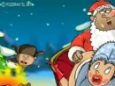 (2595)2Видео приколы Gorchizza Настоящий дед Мороз.mp4