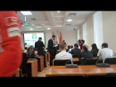 вручение сертификатов стипендиатам Стипендии города-героя Волгограда 26.12.2017 года