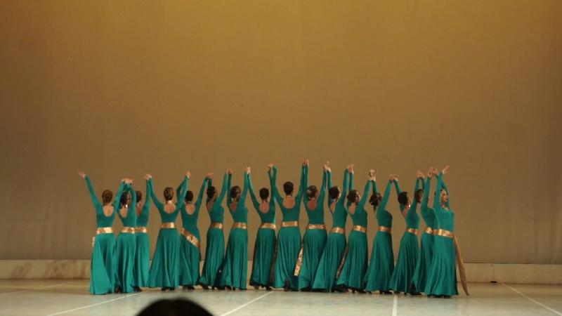 армянский танец интерфолк санткт-петербург 2016