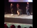 18.12.16 — Конвенция #ACon — Танец макарена