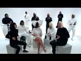 Jimmy Fallon, Sia, Natalie Portman  The Roots Sing Iko Iko