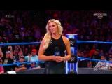 Charlotte, Natalya, Becky Lynch, Tamina and Naomi segment (WWE SmackDown 19.09.2017)