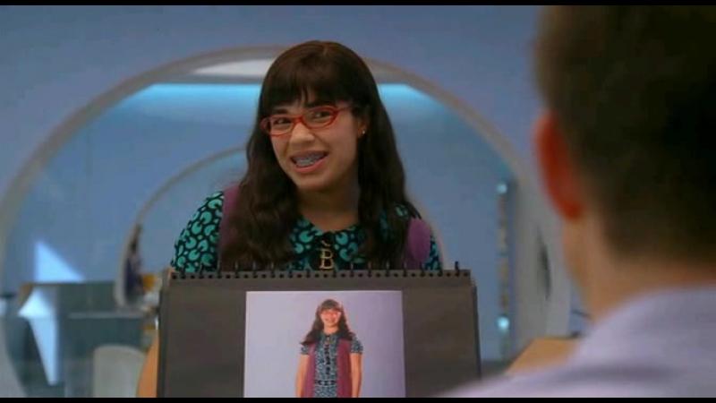 Тощие вешалки (Дурнушка Бетти (Ugly Betty, 2006-2010)