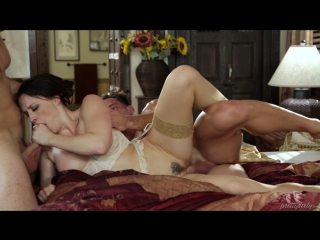 Chanel Preston, Johnny Castle & Ryan Driller [HD 1080, All Sex, Threesome, MILF, Brunette, Big Tits, Cumshot, Creampie]