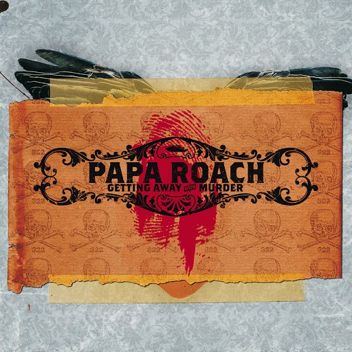 Papa Roach альбом Getting Away With Murder