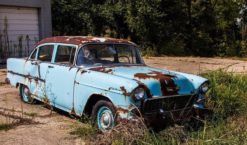 С начала года в СВАО утилизировано 183 брошенных и разукомплектованных авто