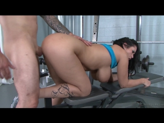 Кармелла бинг в тренажерном зале -carmella bing at the gym (1080)