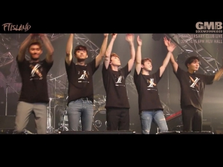 FTISLAND  10th ANNIVERSARY CLUB LIVE for PRIMADONNA SPOT (рус. суб)