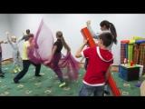 день шаманского танца( мы танцевали на желание)Наше общее желание , что бы прекратились войны
