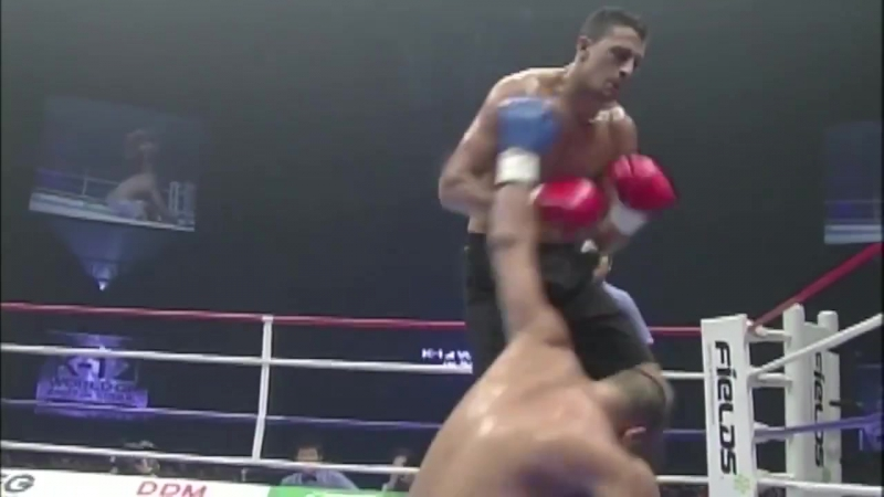 Badr Haris greatest moments in Kickboxing