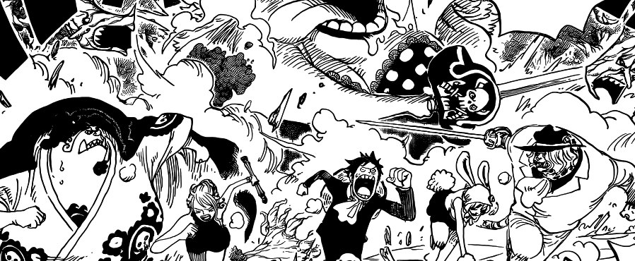 Ван пис манга 877, One Piece manga 877, Манга ван пис 877 онлайн, ван пис манга 877, манга ван пис, 877 ван пис манга