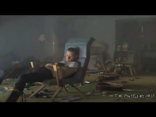 Pink Floyd - Comfortably Numb (Official Video + перевод) OST The Wall