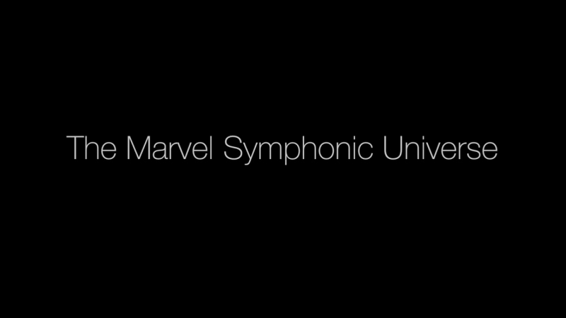 The Marvel Symphonic Universe\Симфоническая вселенная Марвел