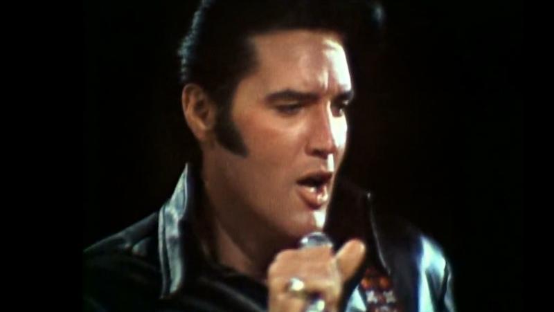 Elvis Presley - Heartbreak Hotel / Элвис Пресли - Отель разбитых сердец 1968