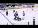 Matt Cooke vs Evander Kane Apr 10, 2010 - SportSouth feed