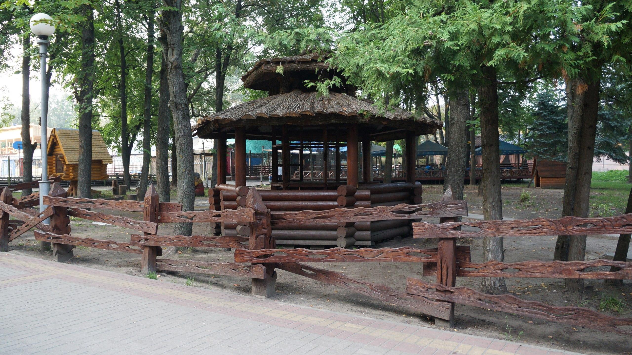 Развели в парки фото 15-178