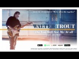 Walter Trout - Do You Still See Me At All (feat. Jon Trout) (We're All In This Together) 2017