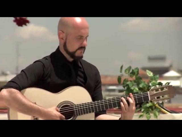 Pedro Andrea – Clasical Flamenco Guitar Compilation