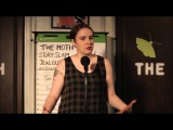 HBO Girls 5x10 Hannah's speech at the The Moth - Season Finale | Lena Dunham, Zosia Mamet