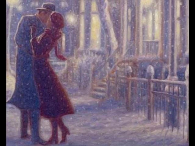 Зимние воспоминания. Поёт Сергей Коржуков