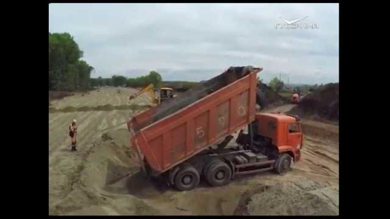 Арена 2018: когда завершат работы по строительству новой дороги в Самаре?