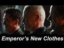 Legion Of Doom Emperor's New Clothes