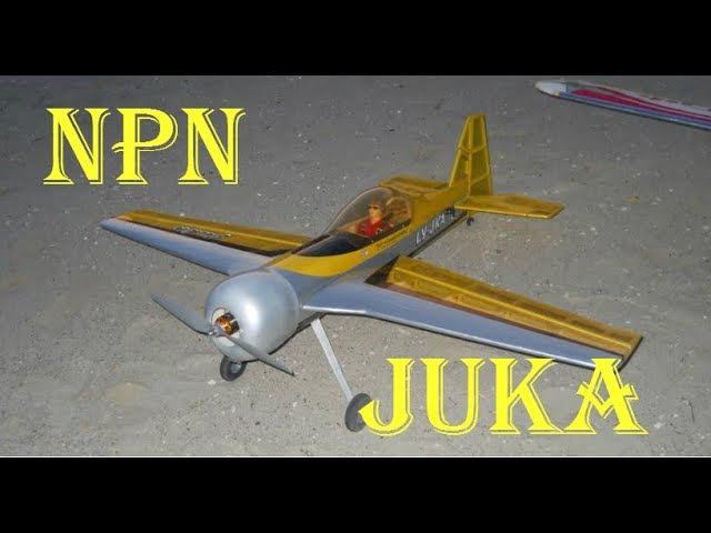 New Power Modelisme's Juka NPM