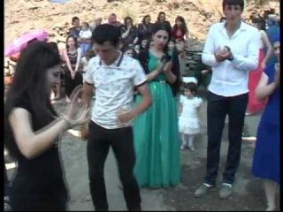 Даргинская сельская свадьба. Магомед и Айшат Гапизова.