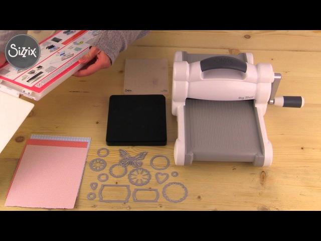 Introducing the Big Shot Starter Kit