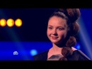 Невероятно красивым номером и сложной песней Лера из Курска пленила жюри и зрителей Ты супер