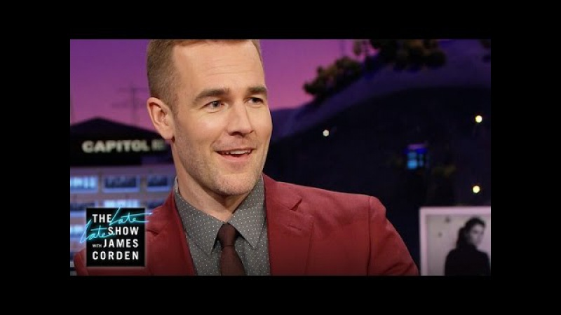 James Van Der Beek Was Busted with a Dawson's Creek Porno