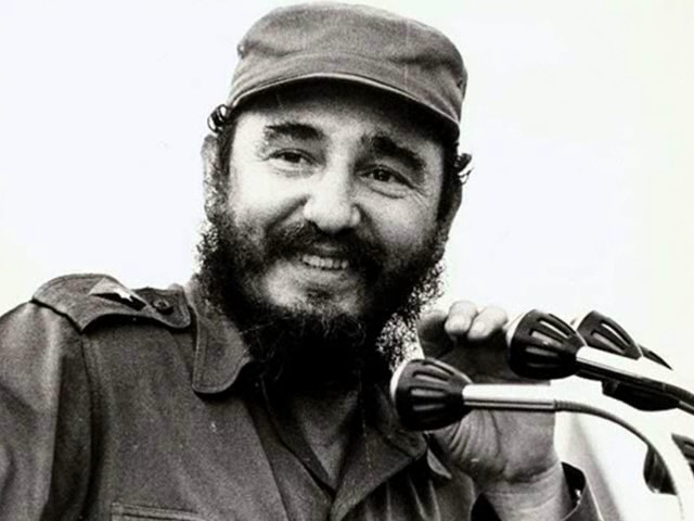 Фидель Кастро Рус