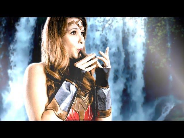 To Be Human - Sia - feat. Juliet Cruz - Wonder Woman Soundtrack - on STL Ocarina