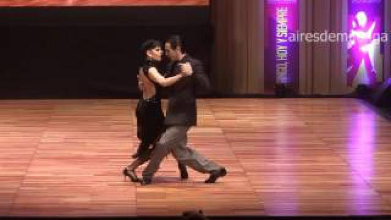 Mundial de Tango 2016, Semif Escenario 9 Avellaneda, Buenos Aires