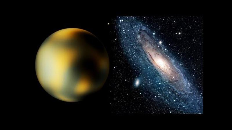 СТРАННОЕ ВИДЕНИЕ ХАББЛА [Почему Хаббл видит Плутон мутным, а галактики нет?]