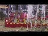 Рига. Рождественские ярмарки (кроличий замок #2)  Riga, Latvia, Christmas fairs #2