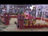 Рига. Рождественские ярмарки (кроличий замок)  Riga, Latvia, Christmas fairs #4