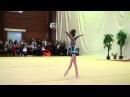 Юные гимнастки 2010 Стубайло Анжелика