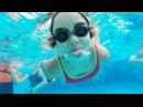 Видео для девочек. Аквапарк в Москве с игрушками из мультика Тайная жизнь домашних животных