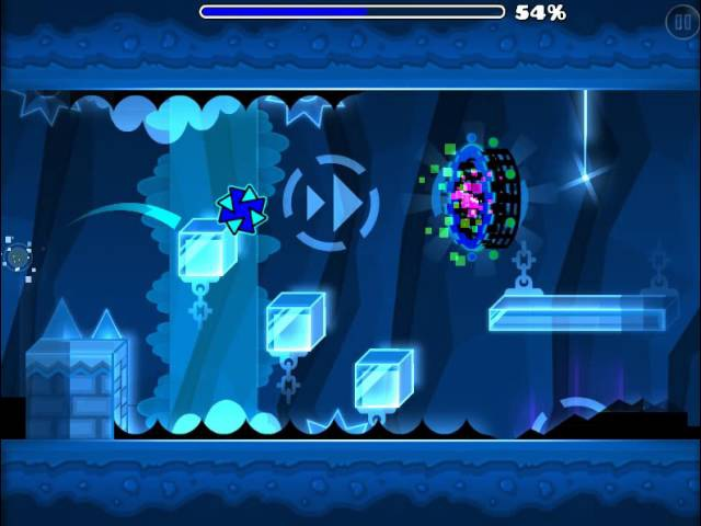 Geometry Dash - Moonflare by Dudex (All Coins)