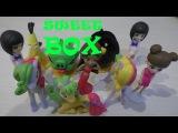 Открываем Свит Бокс (Sweet Box) Подружка Пони Энгри Бердс (Angry Birds)