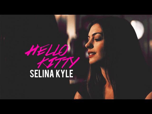 Selina Kyle || Hello Kitty