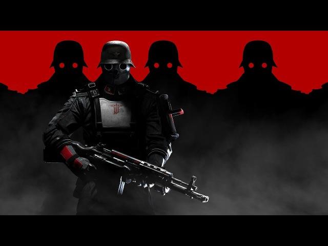Wolfenstein New Order. Часть 2. Началось восстание сопротивления!